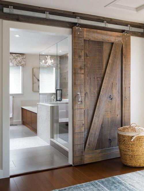 barn door interior door