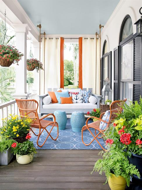 Create An Outdoor Room
