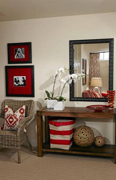 5 Ways to Add a Pop of Red to Your Home Decor