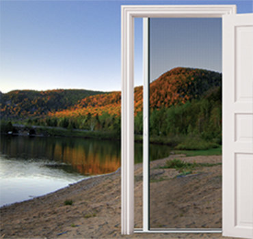 system balanced pin doors away screen retractable we market just revolutionized window storm invented and with larson hand the door when one