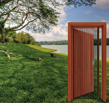Retractable Screen Doors | Larson Storm Doors & Larson Storm Doors | Retractable Screen Doors