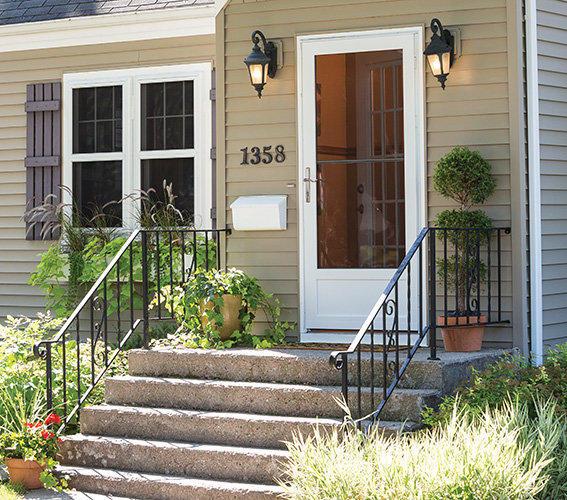 Larson security storm doors and windows & LARSON Storm Doors | Security Storm Doors Pezcame.Com
