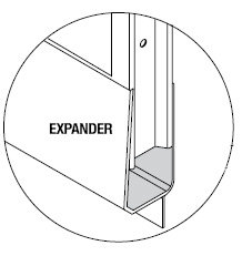 Expander Location