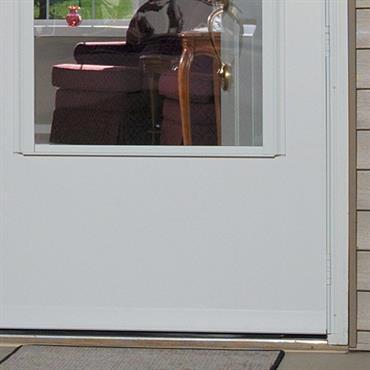 Storm Door Frame Warranty