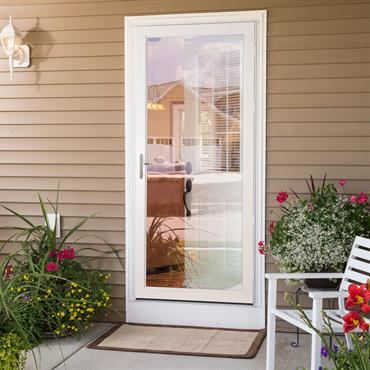 General Storm Door Warranty Information : sceen doors - pezcame.com