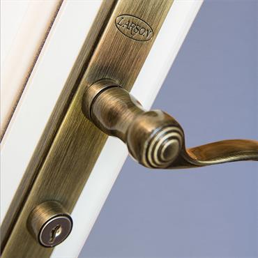 Handle Warranty Information & Warranty Information | Larson Storm Doors Pezcame.Com