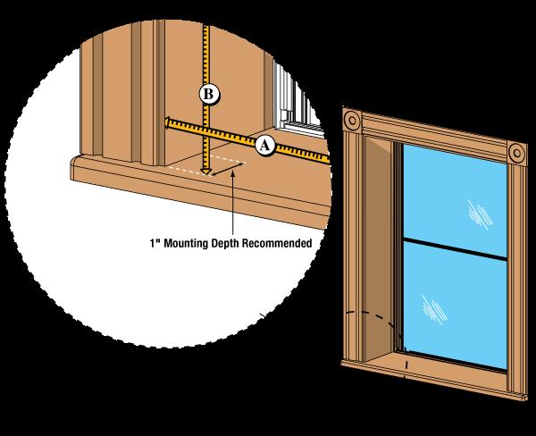 How to Measure Larson Storm Windows
