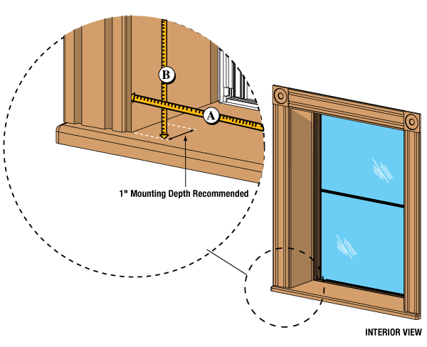 How To Measure Larson Storm Windows