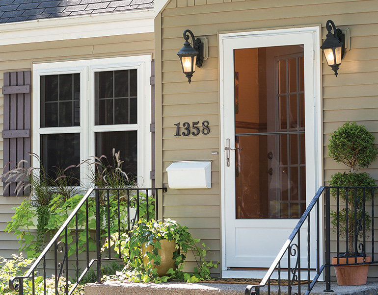 Storm Windows | LARSON Storm Doors
