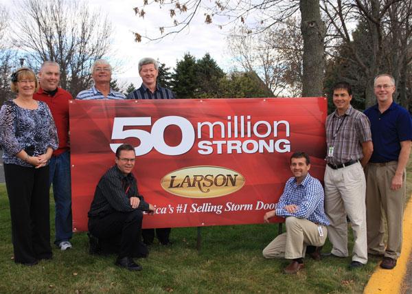 LARSON 50 Million Strong