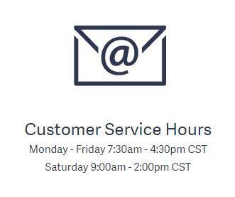 Customer Service Hours. Customer Support. Chat. storm door replacement parts  sc 1 st  Larson Storm Doors & Contact Us | Larson Storm Doors