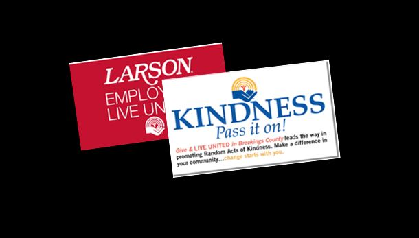 United Way random acts of kindness