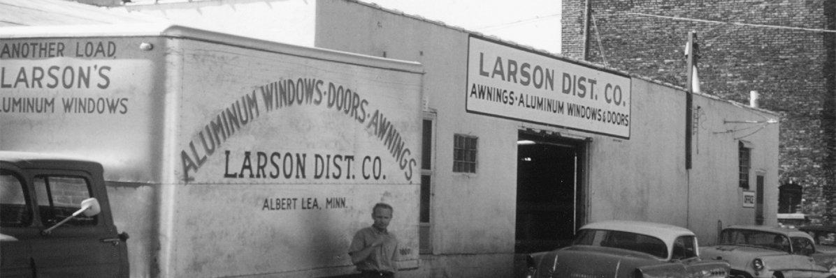larson doors in albert lea