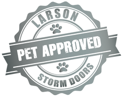 Larson Pet Approved Seal